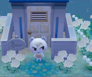 animal crossing, game, and pale image