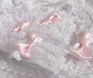 lolita, white, and pink image