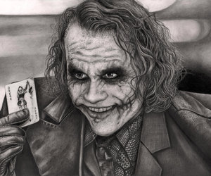 joker and drawing image