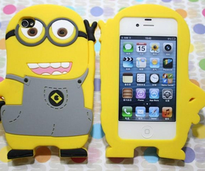 case, despicable me, and cute image