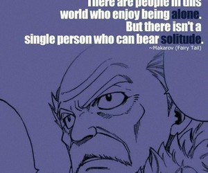 anime, makarov, and quotes image