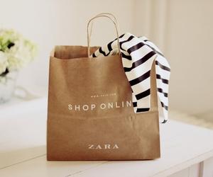 fashion, Zara, and shopping image