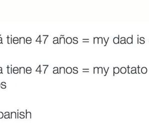 spanish, funny, and lol image