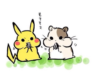pokemon, pikachu, and cute image