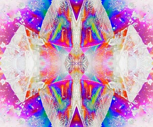 abstract, art, and sparkle image