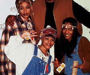 90s, dr. dre, and tlc image