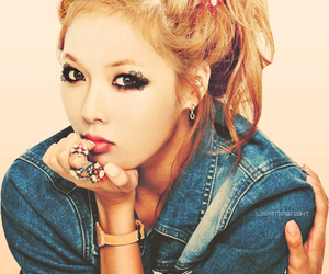 hyuna, kpop, and 4minute image