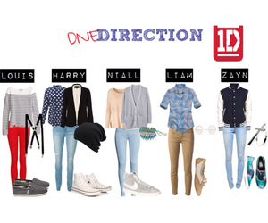 fashion, louis, and niall image