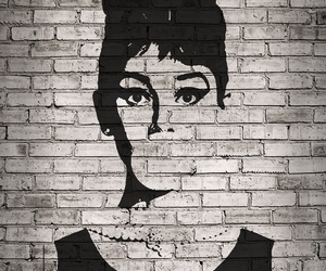 amazing, art, and audrey hepburn image