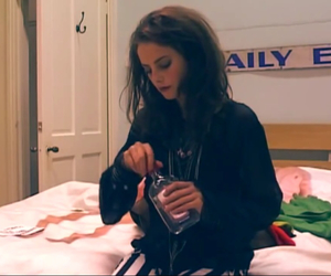 skins, Effy, and alcohol image