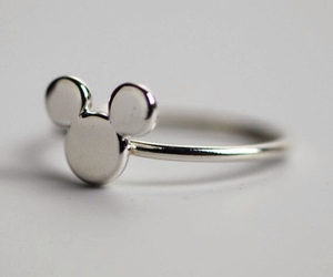 mickey mouse, ring, and rings image