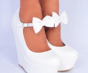 shoes and white image