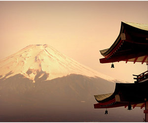 japan, places, and travel image