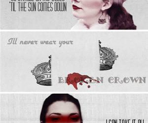 anne boleyn, blood, and broken image