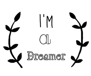 dreamer, nice, and pretty image