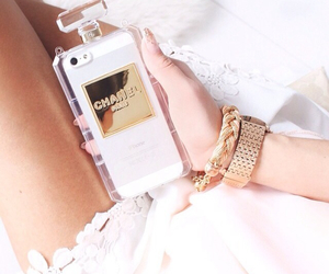 5, chanel, and nails image