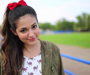 bethany mota, youtuber, and youtube image