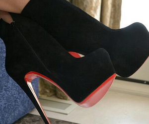 Hot, louboutin, and shoes image