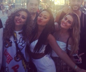 perrie edwards, leigh-anne pinnock, and jade thirlwall image