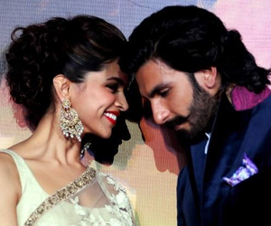 bollywood, deepika padukone, and ranveer singh image