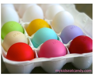 eos, eggs, and lip balm image