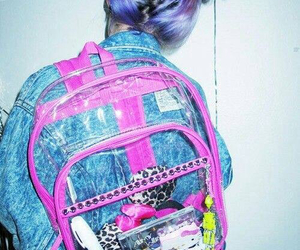 grunge, hair, and hipster image