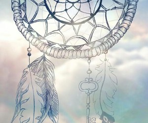 Dream, dreamcatcher, and wallpaper image