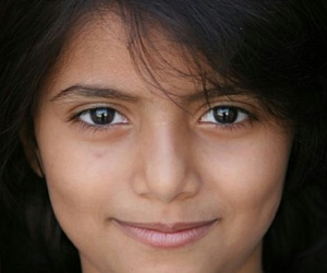 girl, yemen, and yemeni image