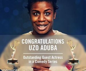congratulations, crazy eyes, and emmy image