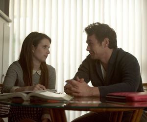 james franco, emma roberts, and Palo Alto image
