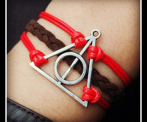 anchor, bracelet, and girl image
