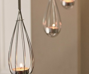 candle, diy, and ideas image