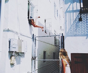 fun and girl image