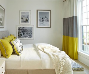 bedroom, rustic bedroom, and comfortable bed image