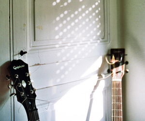 guitar, music, and indie image