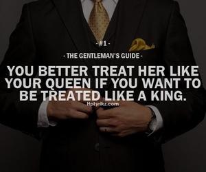 Queen, king, and gentleman image