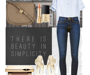 beauty, casual, and chic image