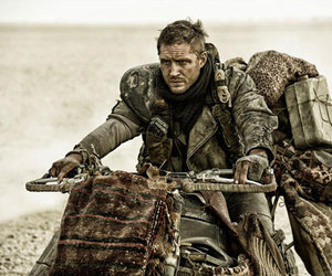 tom hardy and mad max image