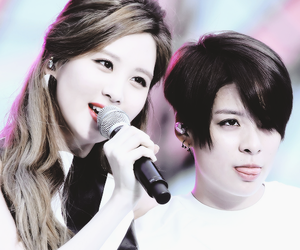 amber, seohyun, and snsd image
