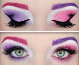 awesome, eyes, and maquillaje image