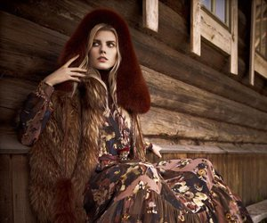fashion, hairstyle, and slavic image