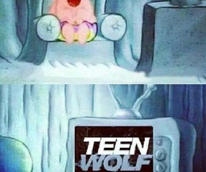teen wolf, patrick, and funny image