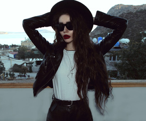 grunge, dark, and fashion image