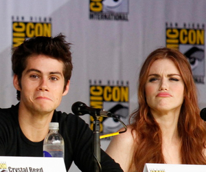 adorable, ship, and teen wolf image