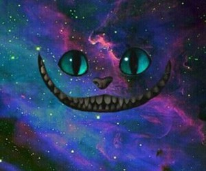 galaxy and cat image