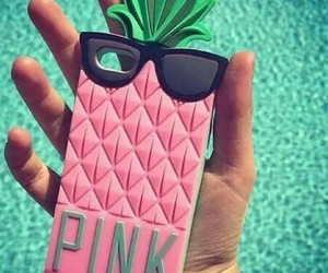iphone, coque, and pink image