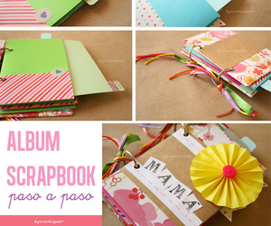 diy and scrapbook image