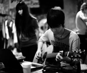 guitar, japanese, and jmusic image