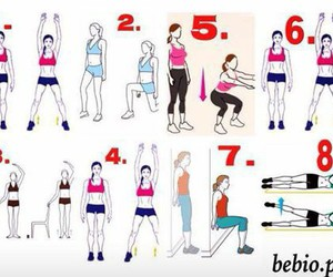workout and exercice image