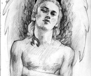 dessin, jace, and the mortal instruments image